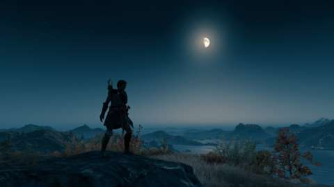 The Photo Mode in Assassin's Creed Odyssey allows you to capture some of the game's most breathtaking views.