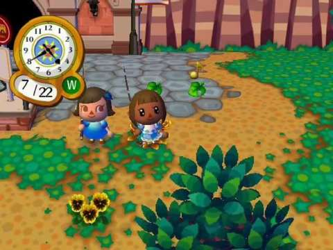 For a while, the only way to create a character with a darker skin tone in Animal Crossing: New Leaf was to use a tanning mechanic.