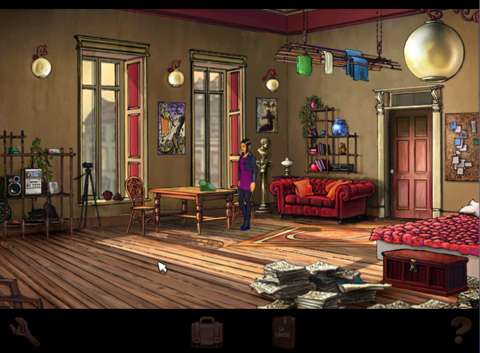 One gets to play as Nicole and explore her cheap by roomy apartment.