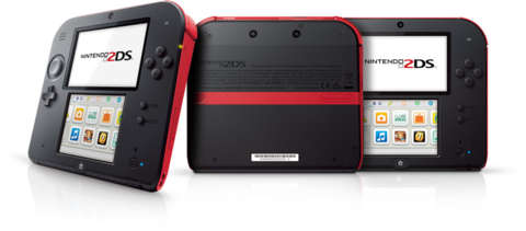 The 2DS is nice and all, but it's aimed at a different segment of the market than the 3DS.