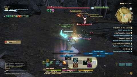 Even if you prefer to explore on your own, A Realm Reborn has you covered.