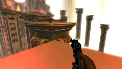 In this level, references to