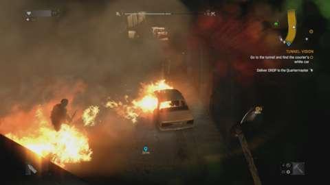 Burn, beautiful zombies, burn.