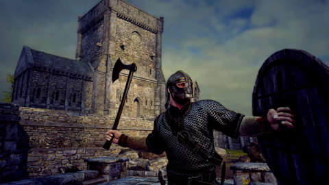 Paradox publishes some games, like the multiplayer action romp War of the Vikings, that would feel right at home on consoles.