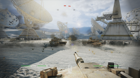 Tank controls are unapologetically agile in Ghosts.
