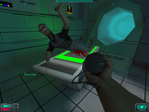 AAA games were very different when System Shock 2 came out.