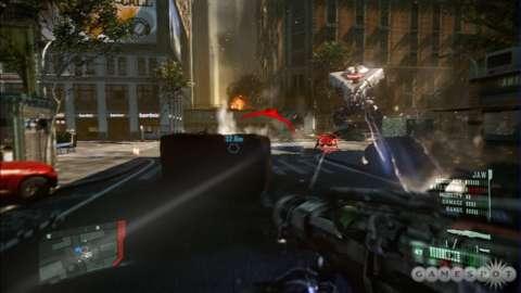 Crysis 2 Review - GameSpot