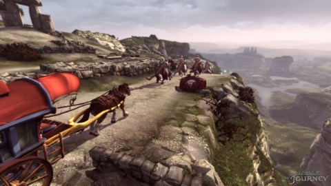 The Journey will be Molyneux's last game for Lionhead.