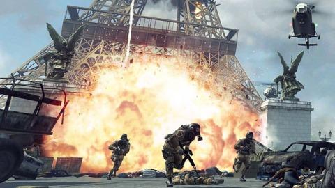 Call of Duty's fluidity is of utmost importance, according to Vonderhaar.
