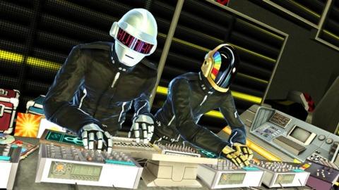 Not even Daft Punk could make DJ Hero a hit.