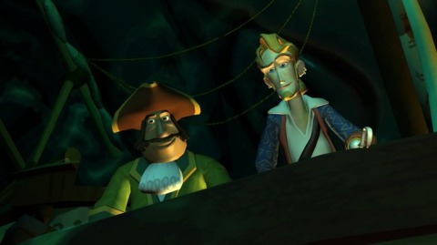 We'll get these Wii owners' doubloons yet!