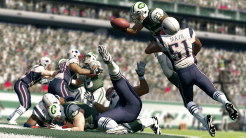 Madden vaulted over the competition in September.