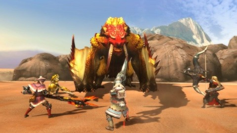 Monster Hunter 3 Ultimate is exclusive to Nintendo.