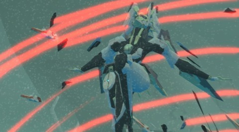 Zone of the Enders: The 3rd Runner anyone?