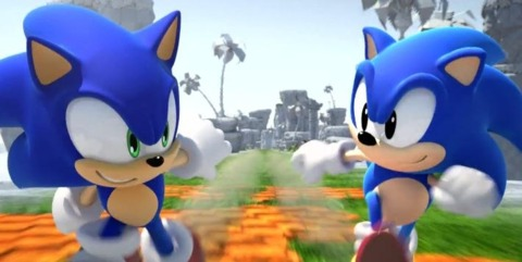 Sonic Generations is most likely not going to appear on the Wii U.