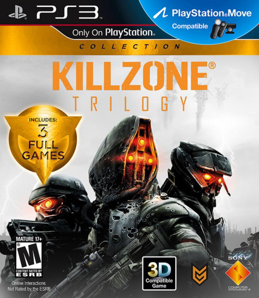Killzone bundles up next month.
