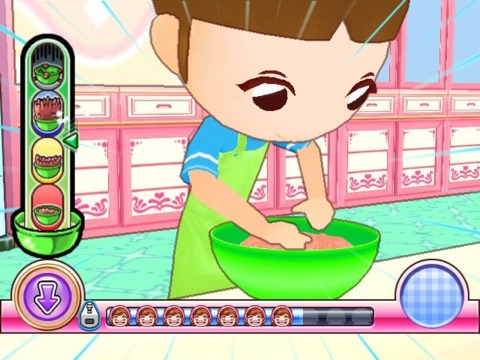 If all goes well for Majesco, perhaps Mama will prepare some pricey escargot for the publisher's employees.