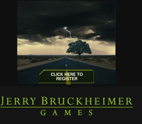 When will Bruckheimer announce what his game studio is up to?