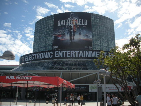 The LACC, all dolled up for E3.