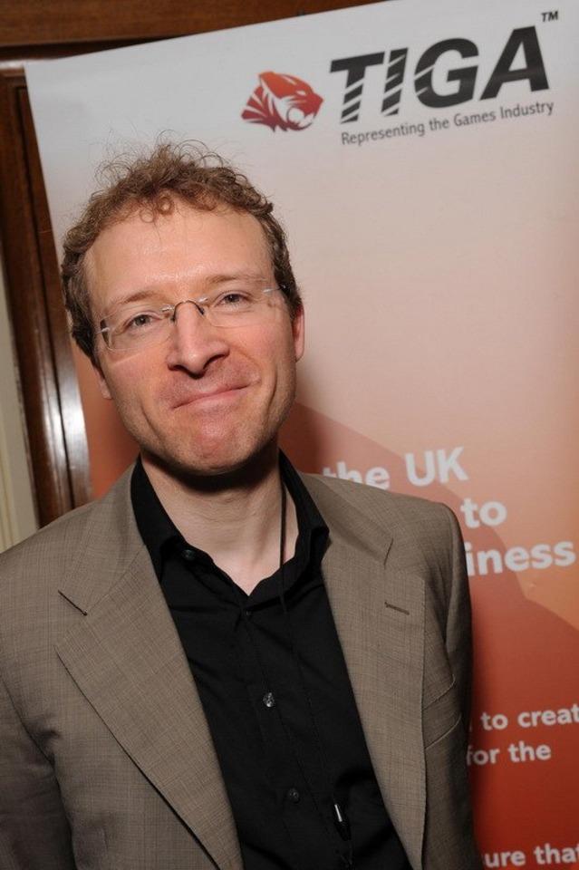 Dr Richard Wilson, TIGA CEO.