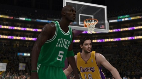The Celtics won't get their rematch in NBA Elite 11.