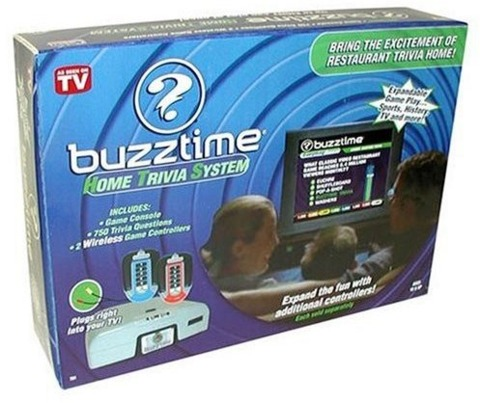 This is one of Buzztime's home system bundles.