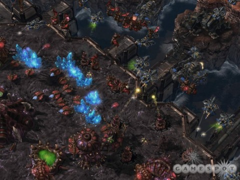 The next Zerg rush might not come until early 2012.