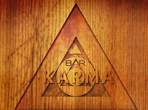 Bar Karma? Looks more like Bar Dharma [Project].