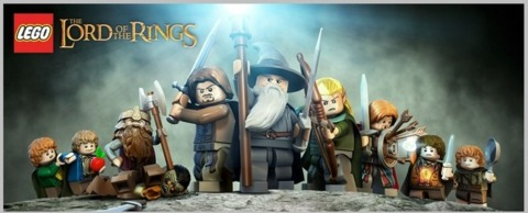 Lego: Lord of the Rings is one of two new Lego games due this year.
