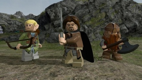 Lego: LOTR will not deviate from Tolkien's story, says Kelley.