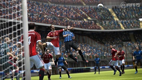 FIFA scores another goal on the UK games chart.