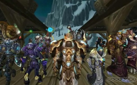 The Chinese government has two agencies fighting to keep WOW players in line.