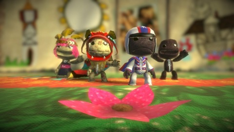 Sackboy apparently has plenty more costumes in the works.
