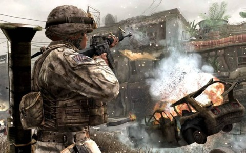 Modern Warfare 3 launched today, as did the marketing plan for its successor.