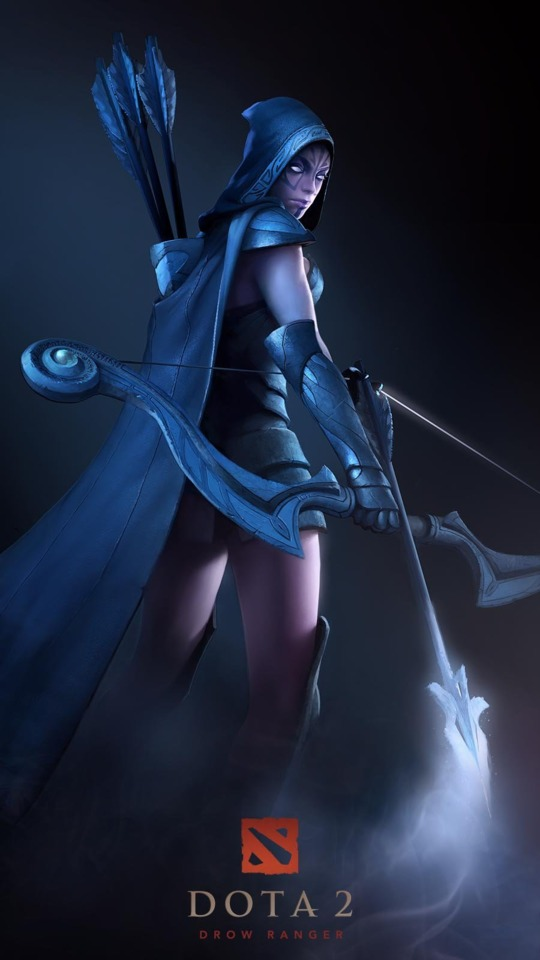 DOTA2 will feature the original game's entire roster. (Image Credit: Game Informer)