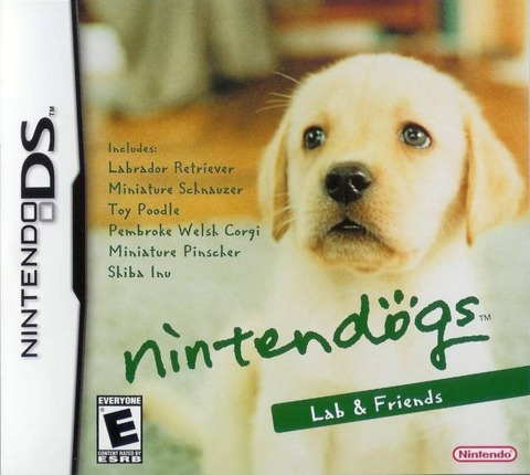 Nintendogs: The world's most adorable public safety hazard?