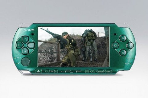 The launch of Peace Walker helped push Metal Gear sales for the quarter to 1.27 million copies.