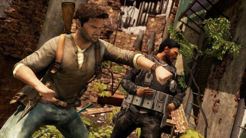 With 15 nominations, Uncharted 2 looks set to KO the competition.