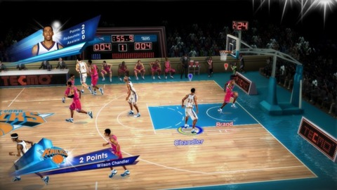 Tecmo returns to the hardcourt with NBA Unrivaled.