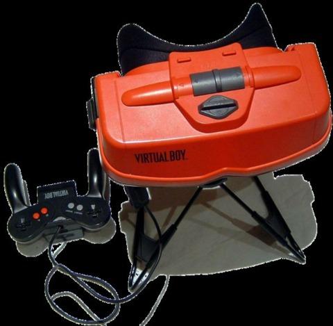 Miyamoto hasn't forgotten the Virtual Boy.