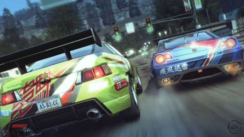 Lessons learned from Burnout Paradise are informing the design of the new game.