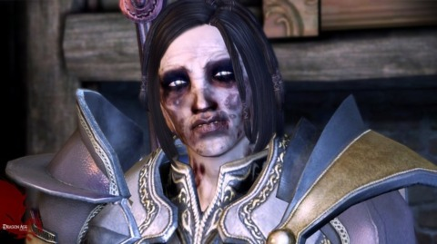 Why so sad? It looks like Dragon Age will be getting either a sequel or major expansion next year.