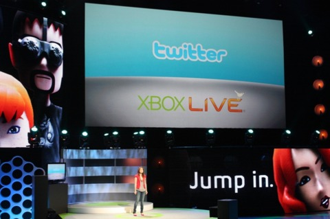 It's taken over PCs, iPhones, Blackberrys and PDAs and now Twitter will be coming to Xbox 360.