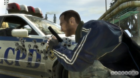 Could virtual Grand Theft Auto be preventing real-life grand theft auto?