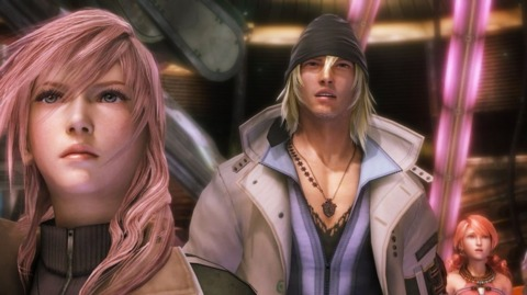 FFXIII sales are officially fast as Lightning.