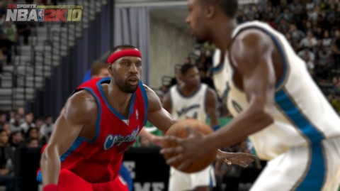 NBA 2K10 and Borderlands led Take-Two's rally on the October NPD charts.