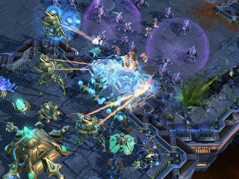 So much for Starcraft II LAN parties...