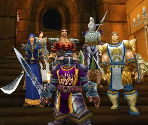 Just a few of WOW's 11-million-subscriber army.