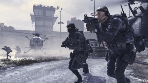 Modern Warfare 2 could account for one out of every $4 spent on games in the US last month.