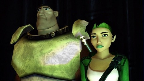 Beyond Good & Evil HD hits the PS3 beyond March and April.